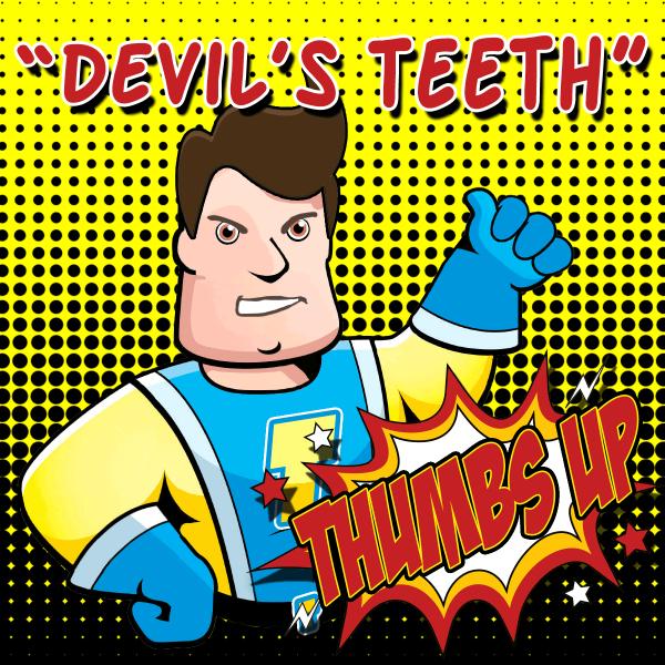 Devil's Teeth High VG Shortfill E-Liquid