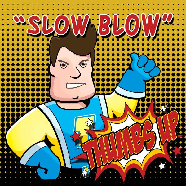 Slow Blow High VG Shortfill E-Liquid