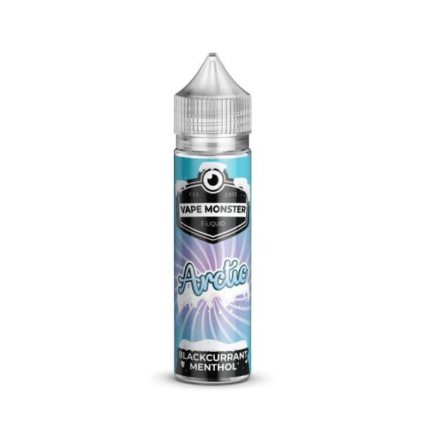 Blackcurrant Menthol E Liquids