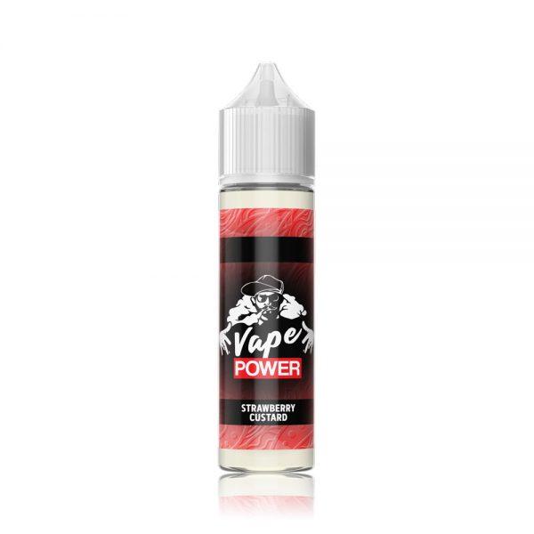 Vape Power Strawberry Custard