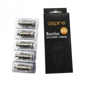 Nautilus Coils 5 Pack