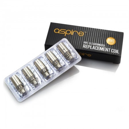 Aspire BVC Replacement Coils 5 Pack