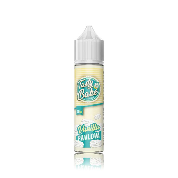 Vanilla Ice Cream Pavlova Shortfill E-Liquid 1