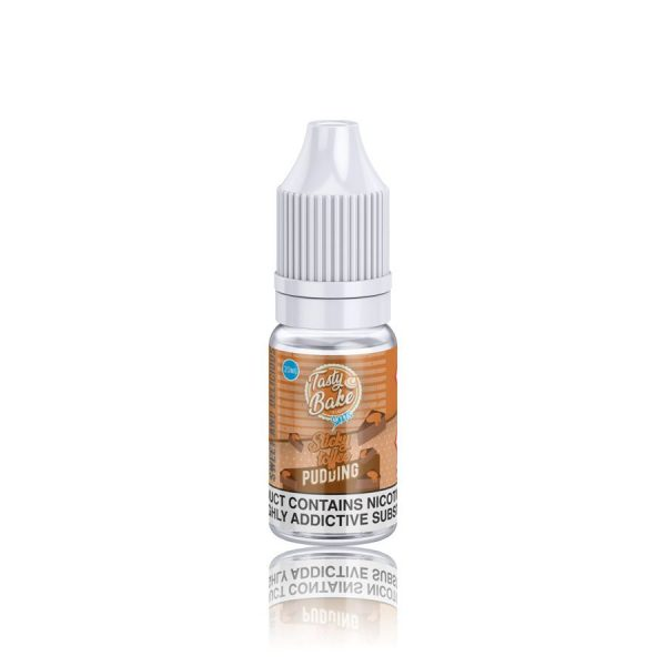 Sticky Toffee Pudding Nic Salts E-Liquid 1