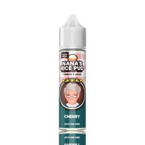 Cherry Rice Pudding E Liquid