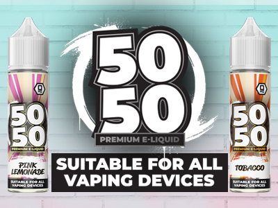 E-Cigarettes And Premium E Liquids