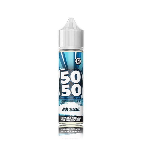50-50-Short-Fill-E-Liquid-MrBlue-50ml 1