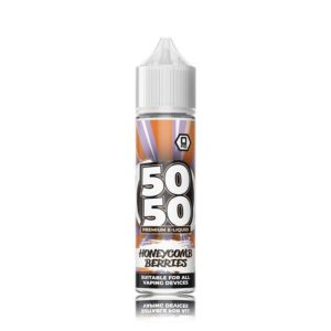 Honeycomb Berries E-Liquid 50ml by 50 50