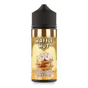 cookies and cream waffle e liquid