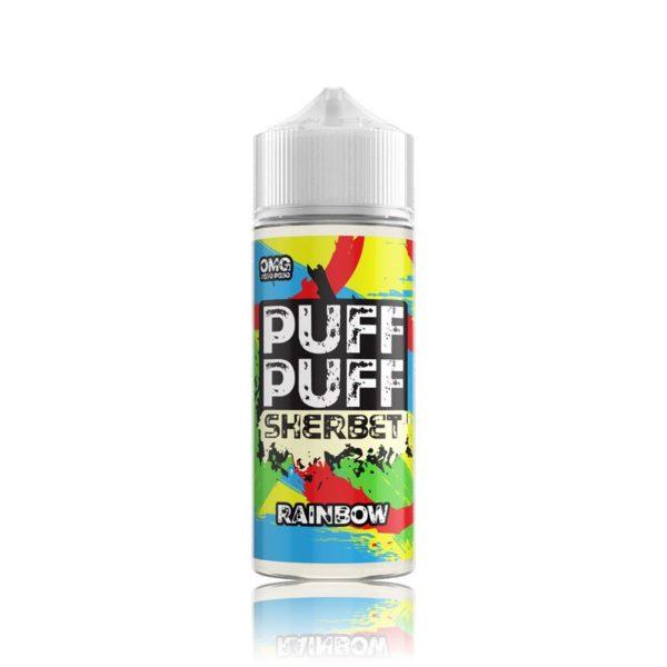 Rainbow Sherbet Shortfill E Liquid