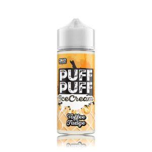 Toffee Fudge Ice Cream E Liquid