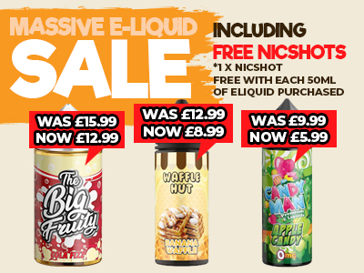 Massive Sal on Eliquid
