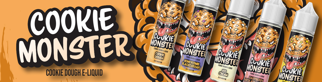 Cookie Monster 50ml