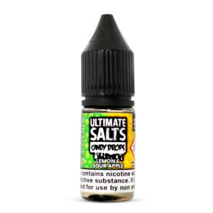 Ultimate Salts Candy Drops Lemon & Sour Apple