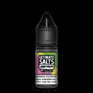 ULTIMATE SALTS E-LIQUID - CANDY DROPS - RAINBOW