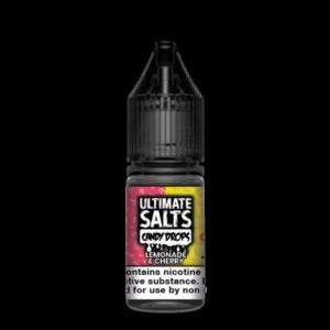 Lemonade & Cherry Candy Drops Nic Salt